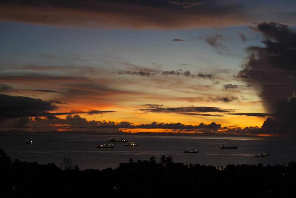 sunrise honiara