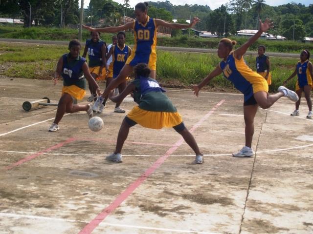 honiara netball