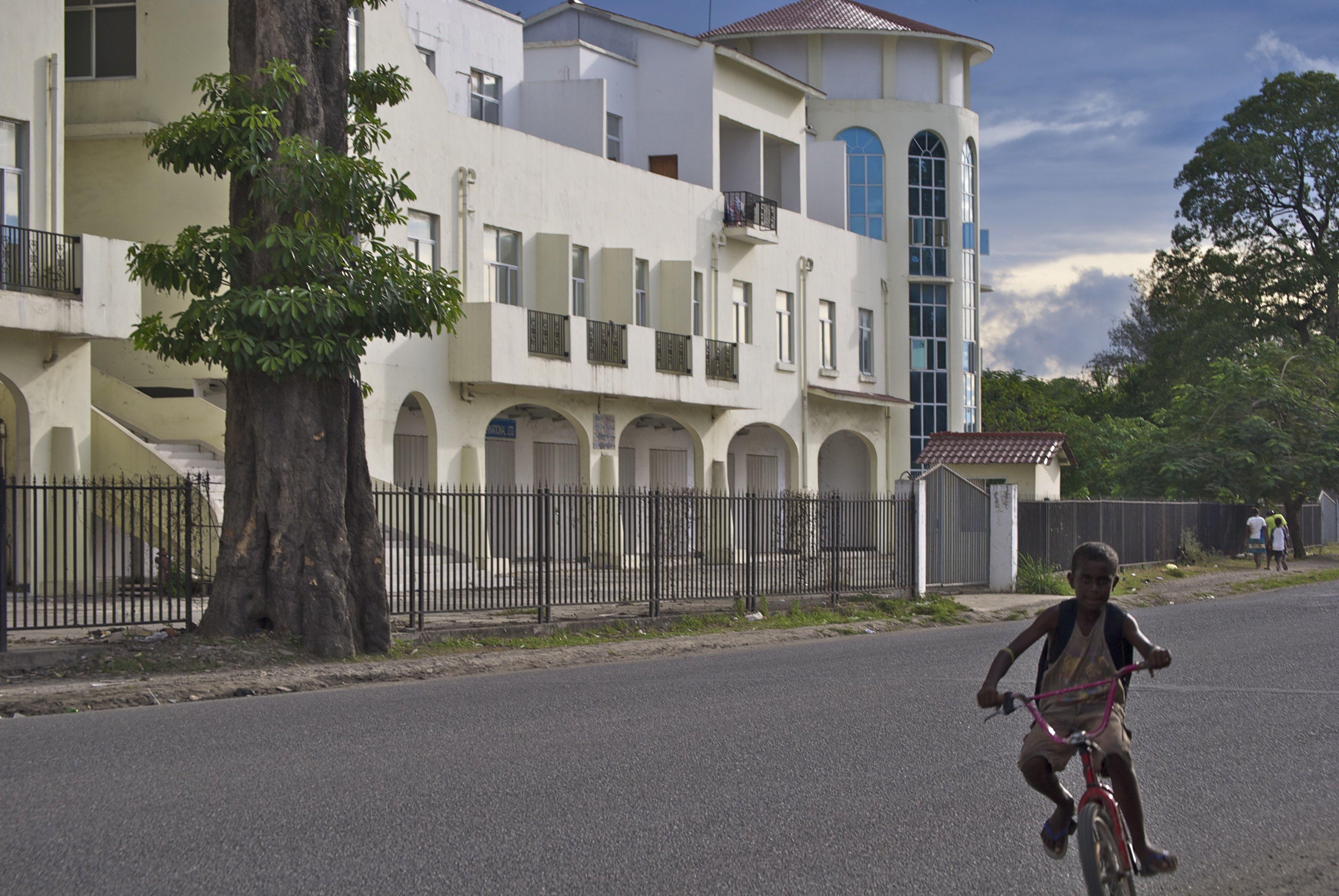 honiara stadium